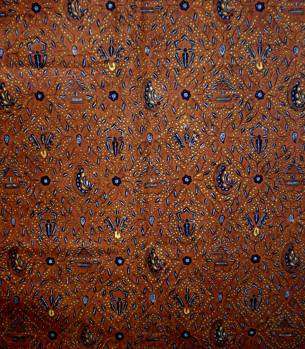 Gambar Motif Batik Sidomukti