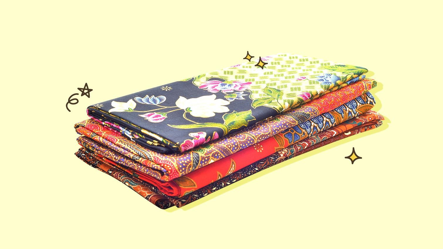 Jenis Kain Batik