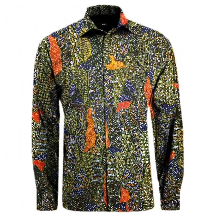 Model Baju Batik Madura Untuk Kerja
