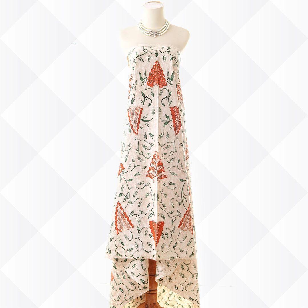 Model Baju Batik Motif Parang