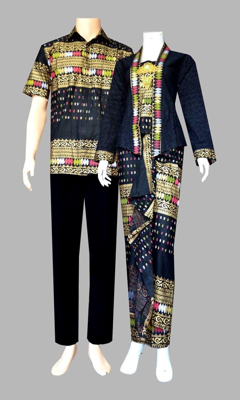Model Baju Batik Papua