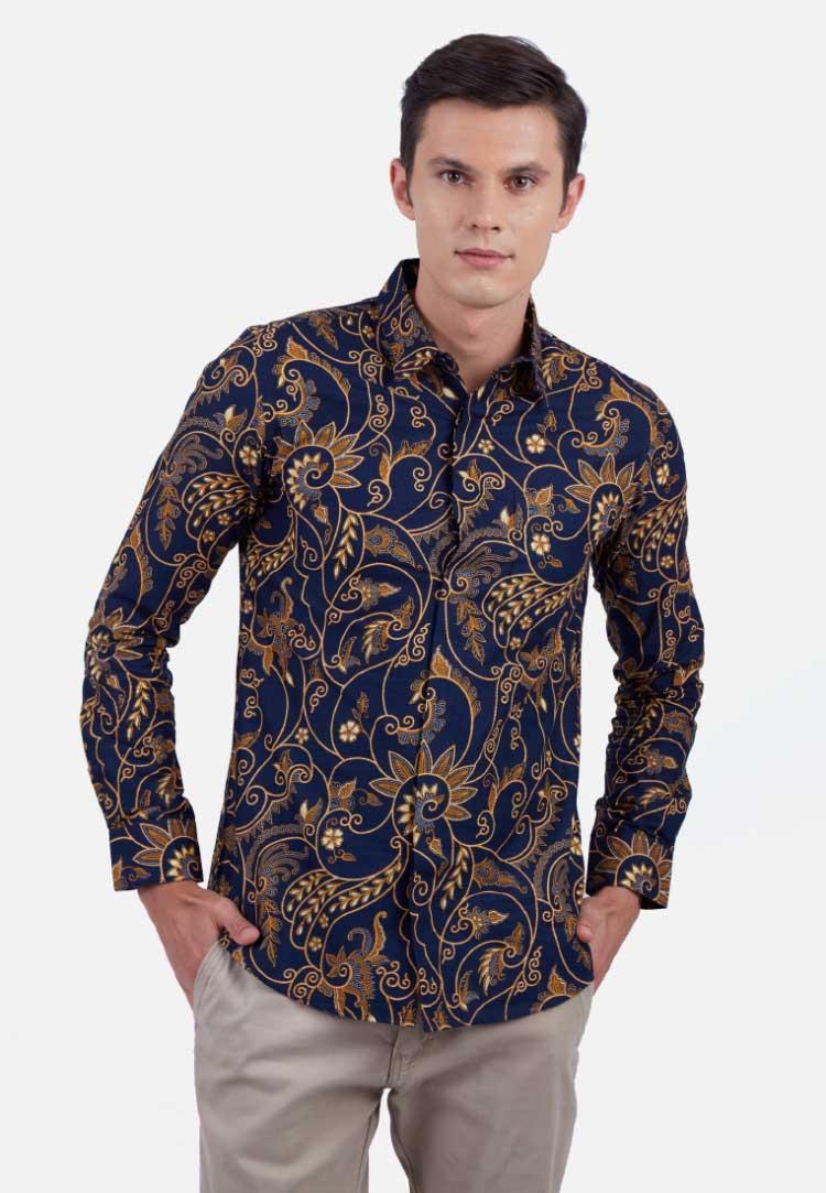 Model Baju Batik Sasirangan Kalimantan
