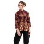 Model Baju Batik Trusmi