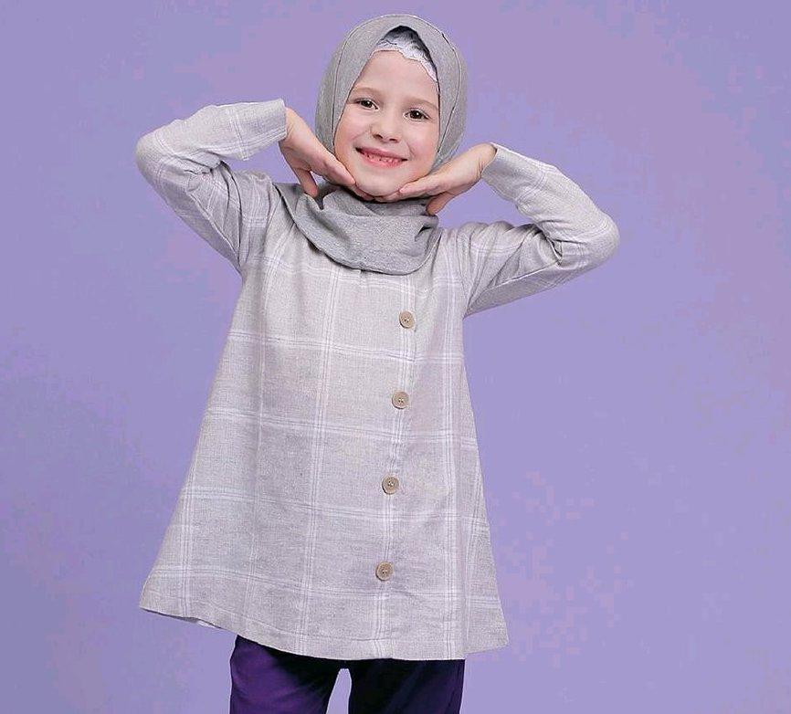 Model Baju Tunik anak