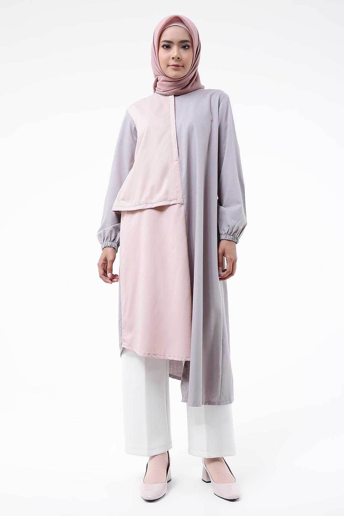 Model Baju Tunik atasan