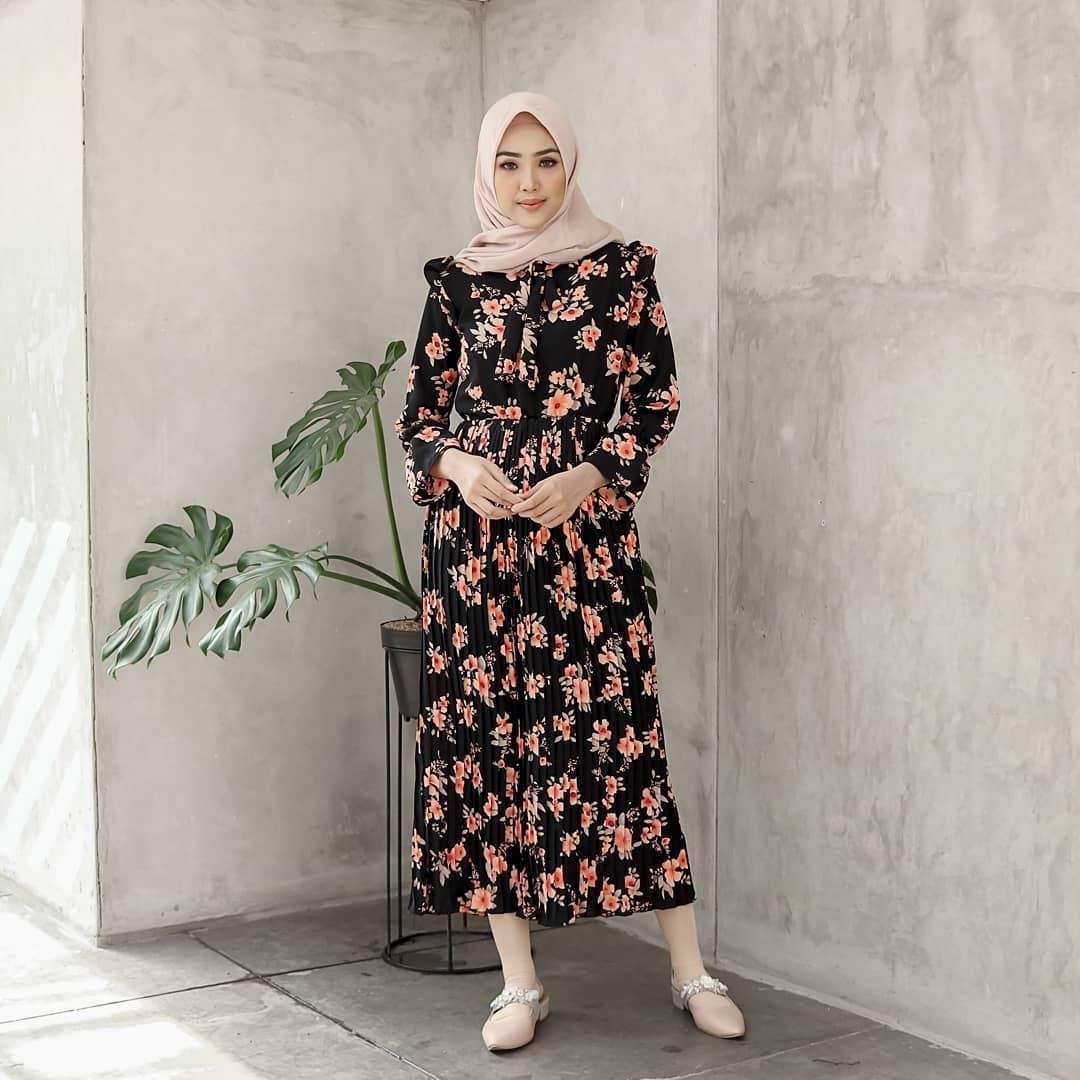 Model Baju Tunik katun jepang