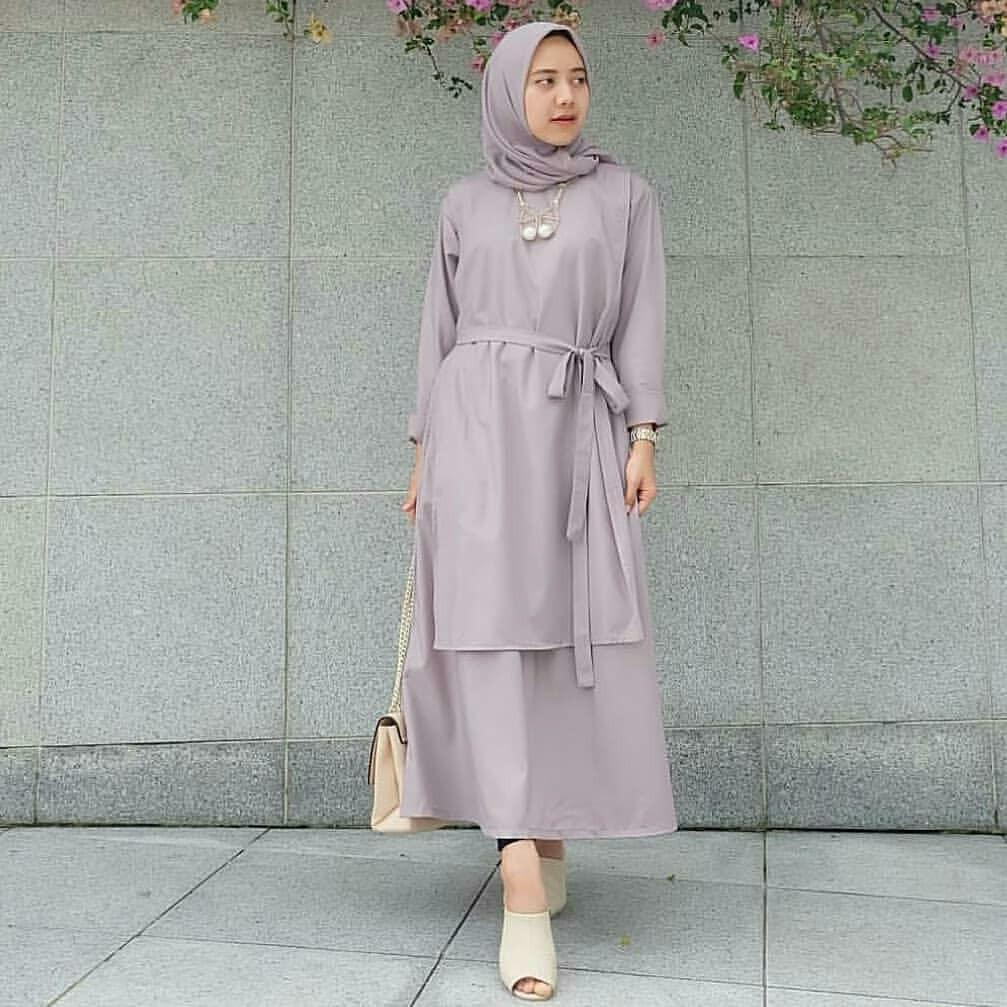Model Baju Tunik modern