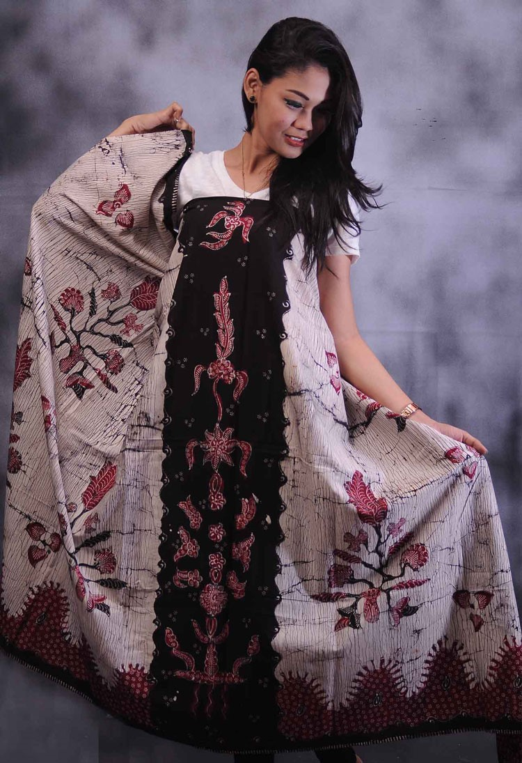 Model Batik Madura