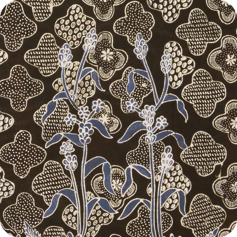 Motif Batik Bunga Sedap Malam