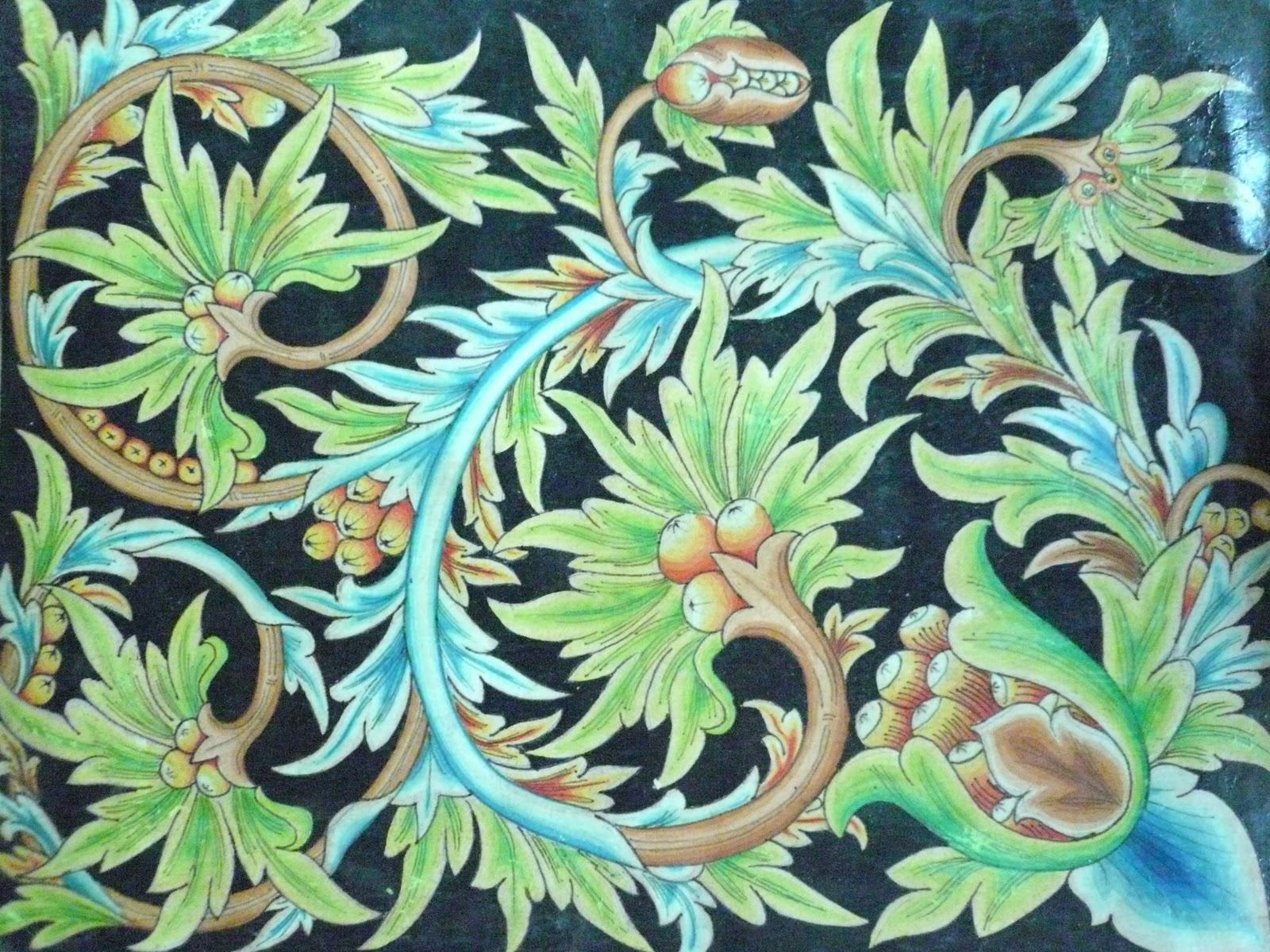 Motif Batik Jepara