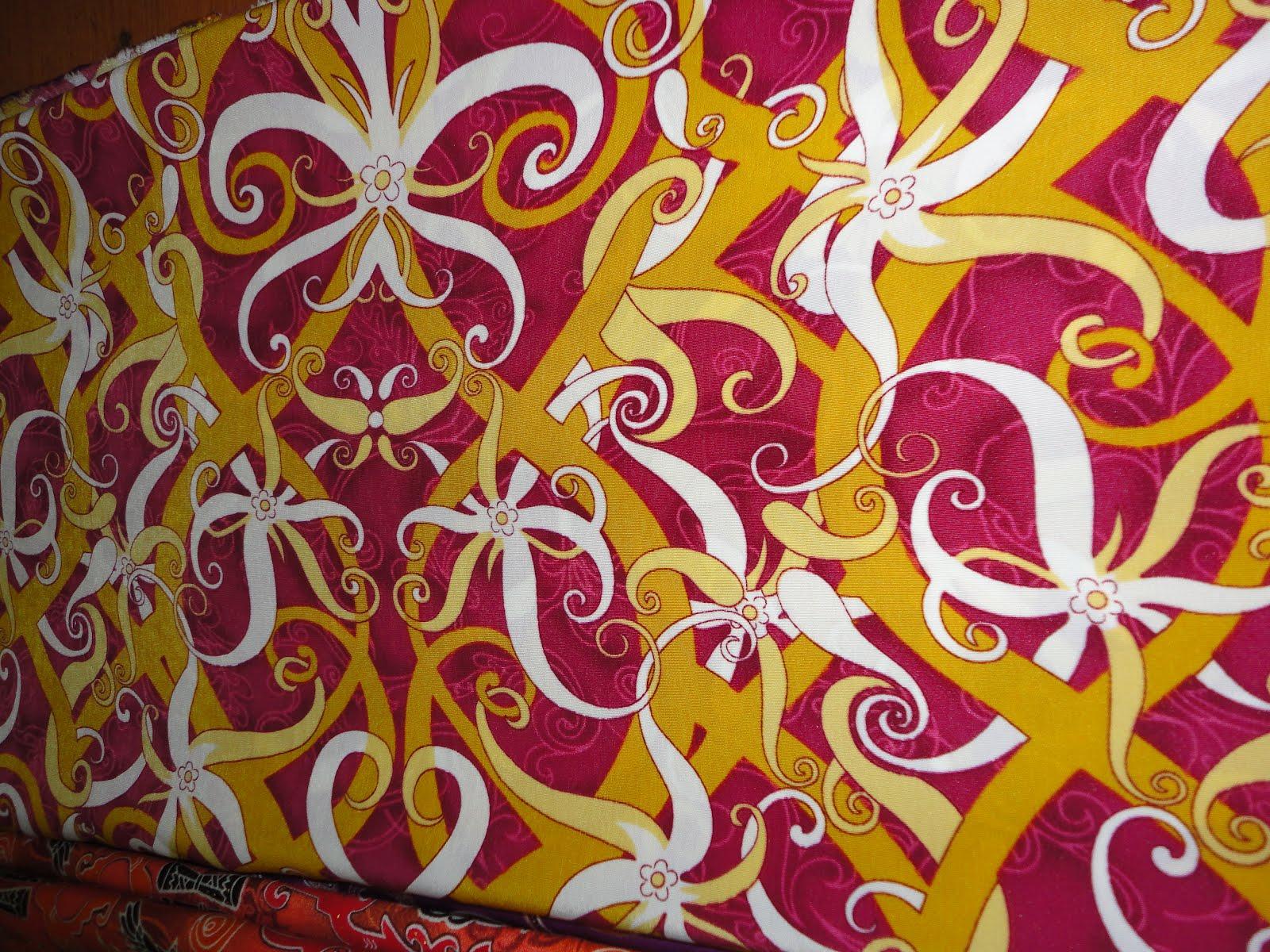 Motif Batik Kalimantan Shaho