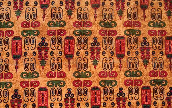 Motif Batik Suku Kamoro
