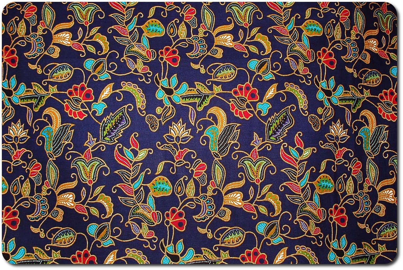 Sejarah Batik Palembang