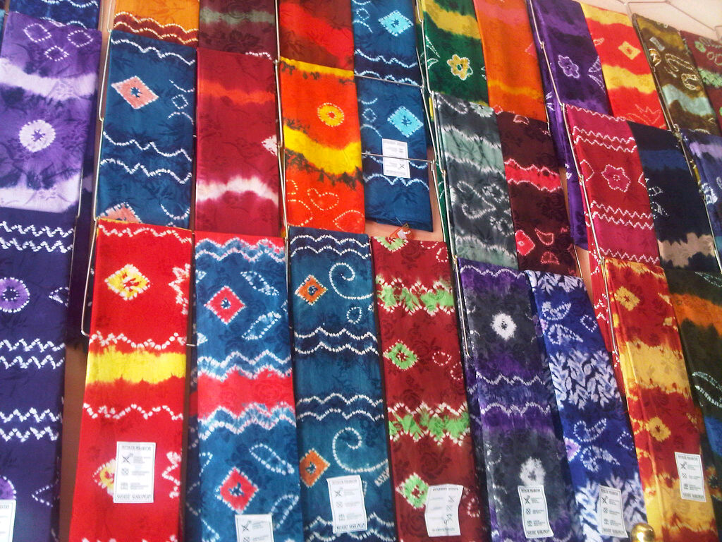 Sejarah Batik Sasirangan