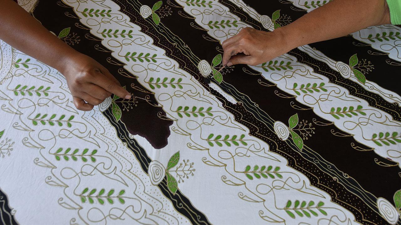 kain batik blora