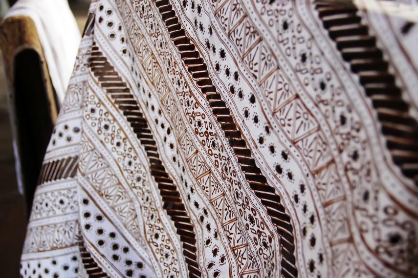 kain batik garut