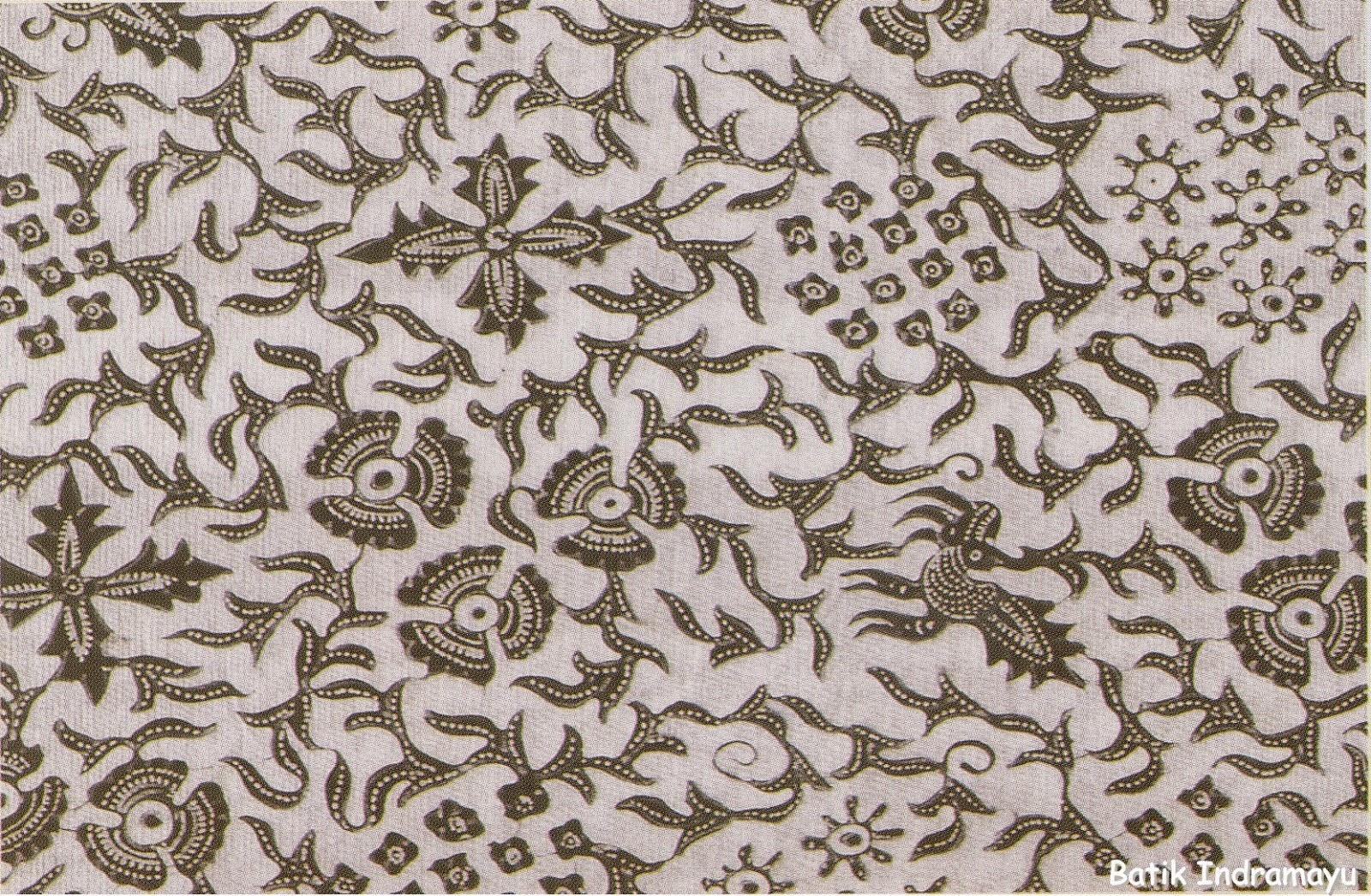 kain batik indramayu