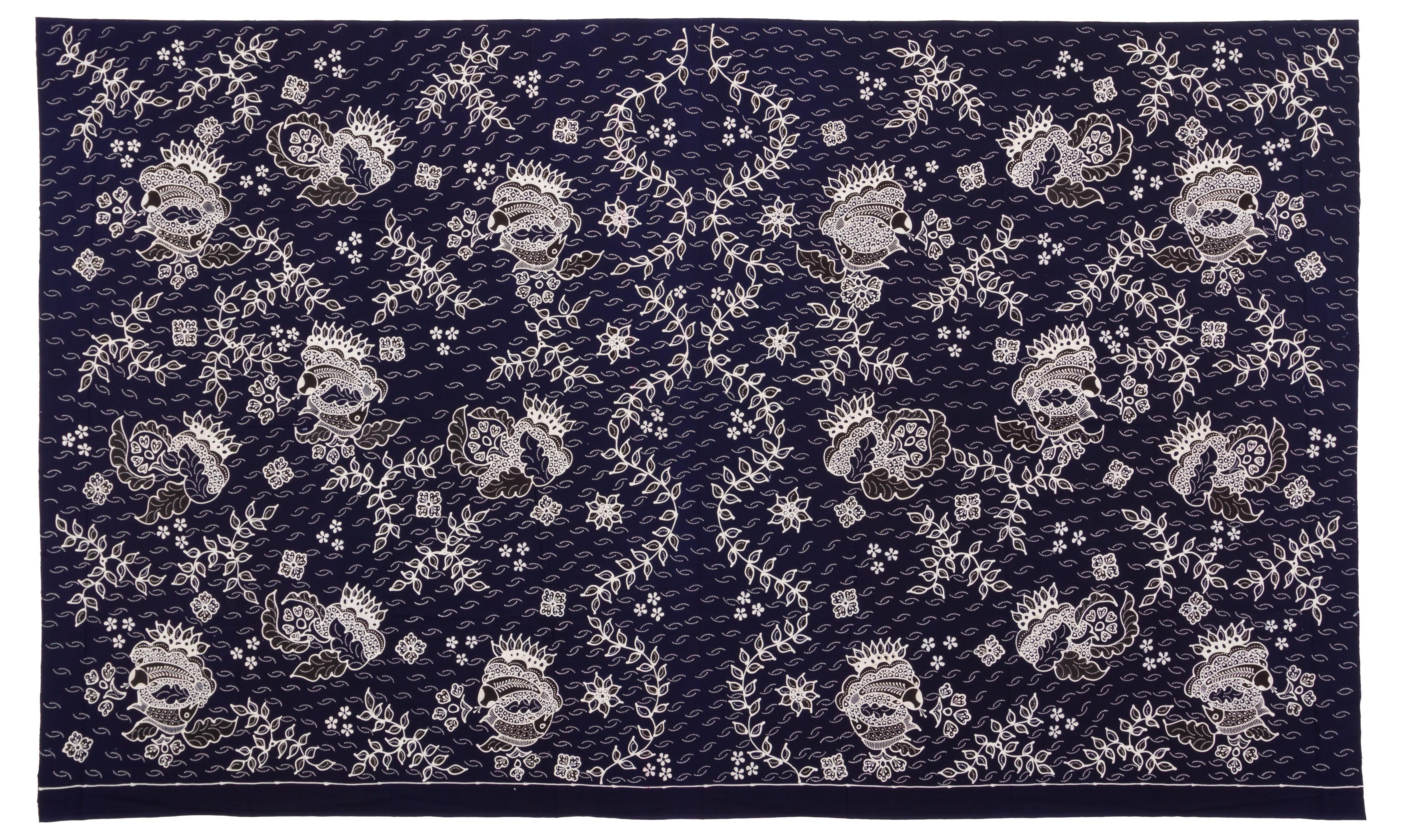 kain batik lamongan