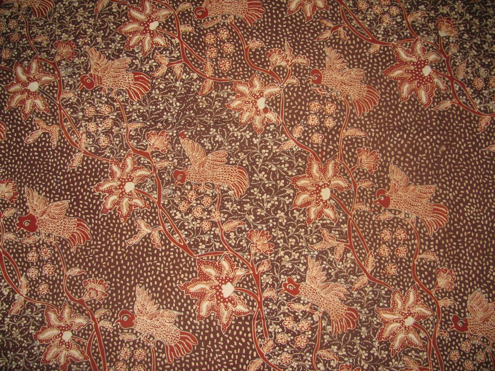 kain batik lasem