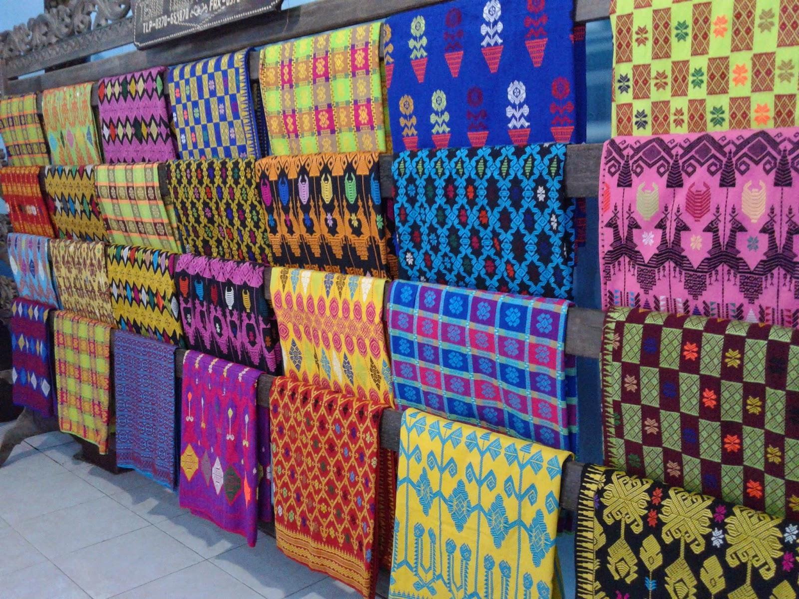 kain batik lombok