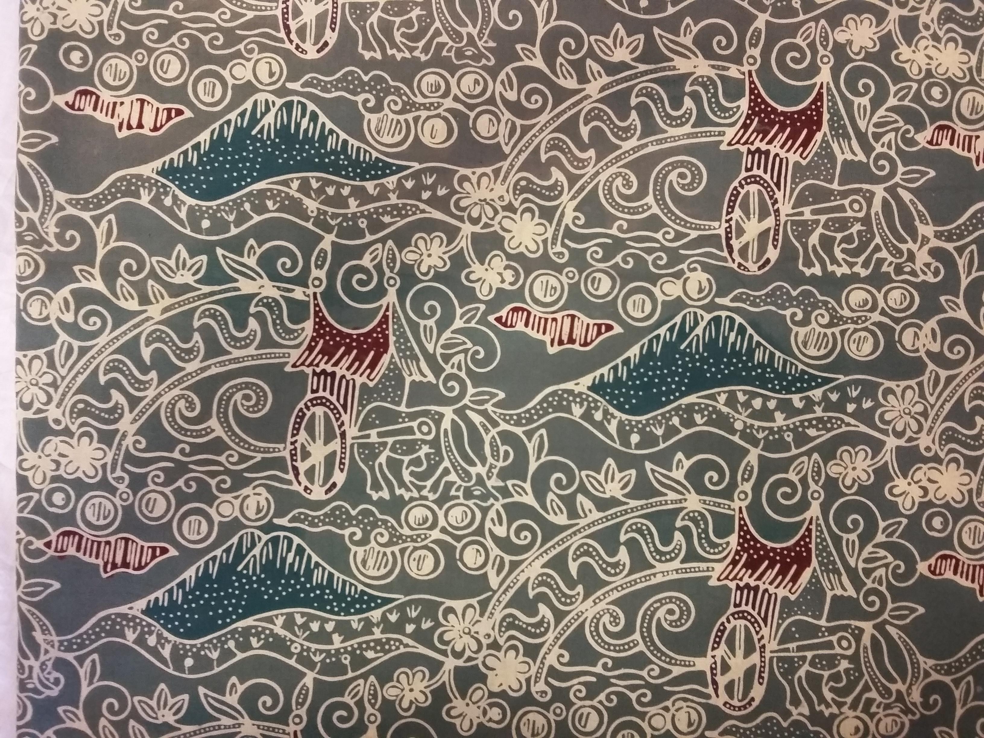 kain batik padang