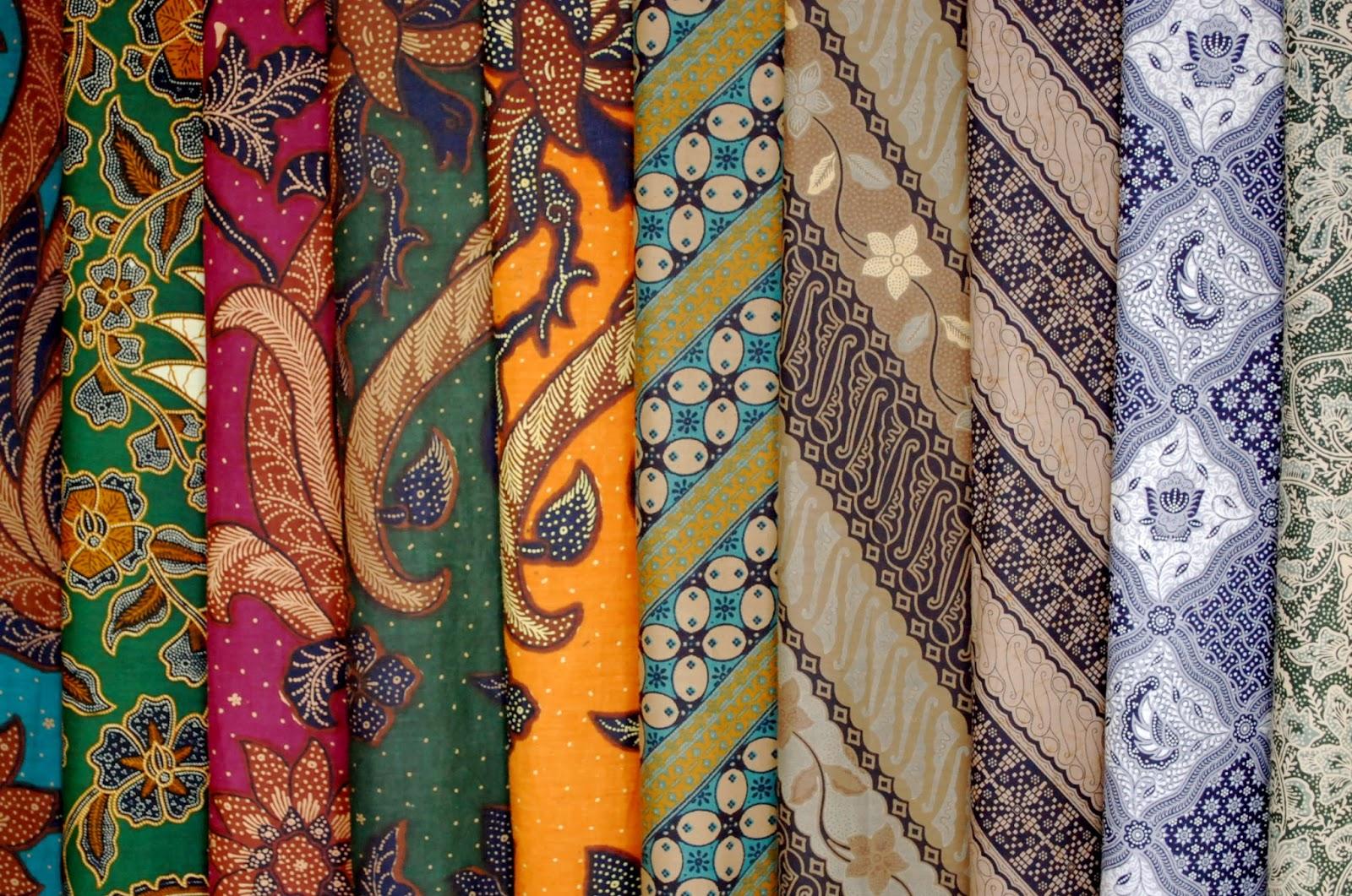 kain batik semarang
