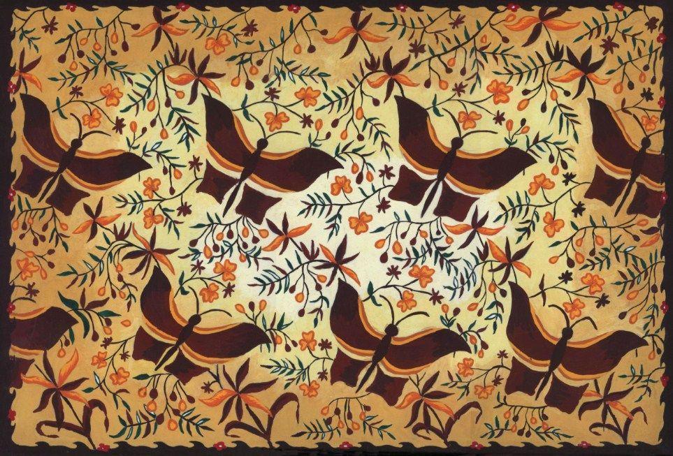 kain batik sidoarjo