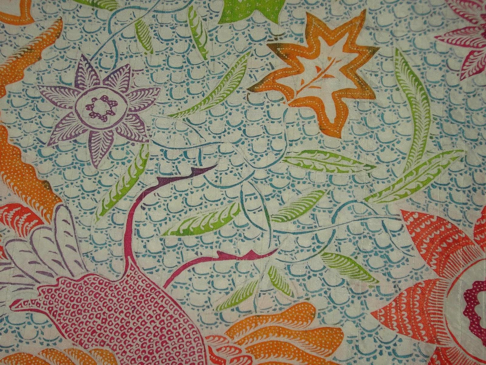 kain batik sragen