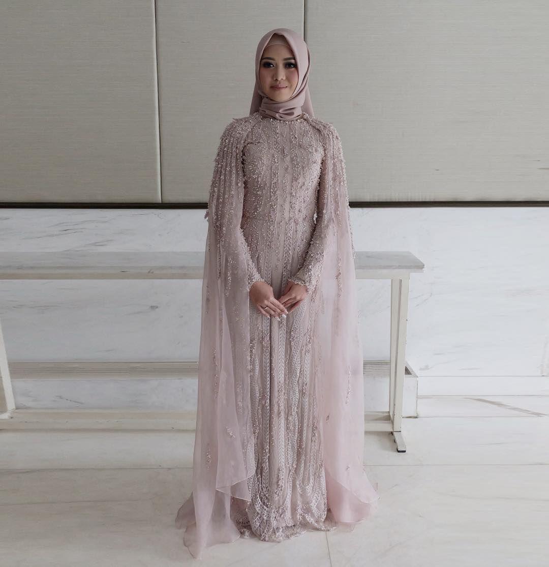 model baju brokat dress modern