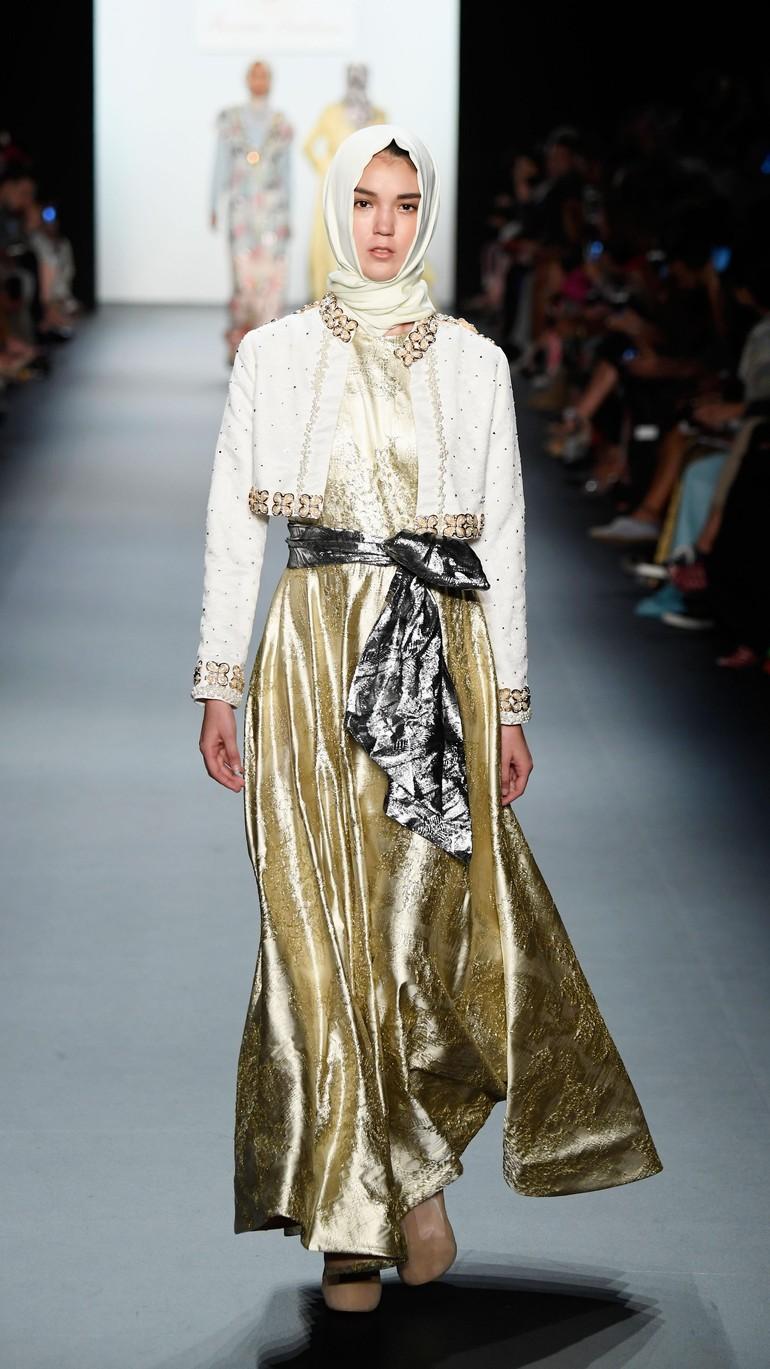 model baju pesta hijabers