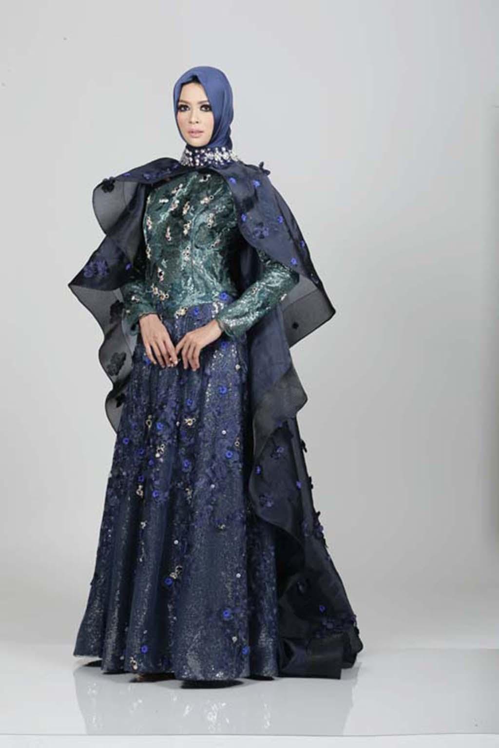 model baju pesta kebaya
