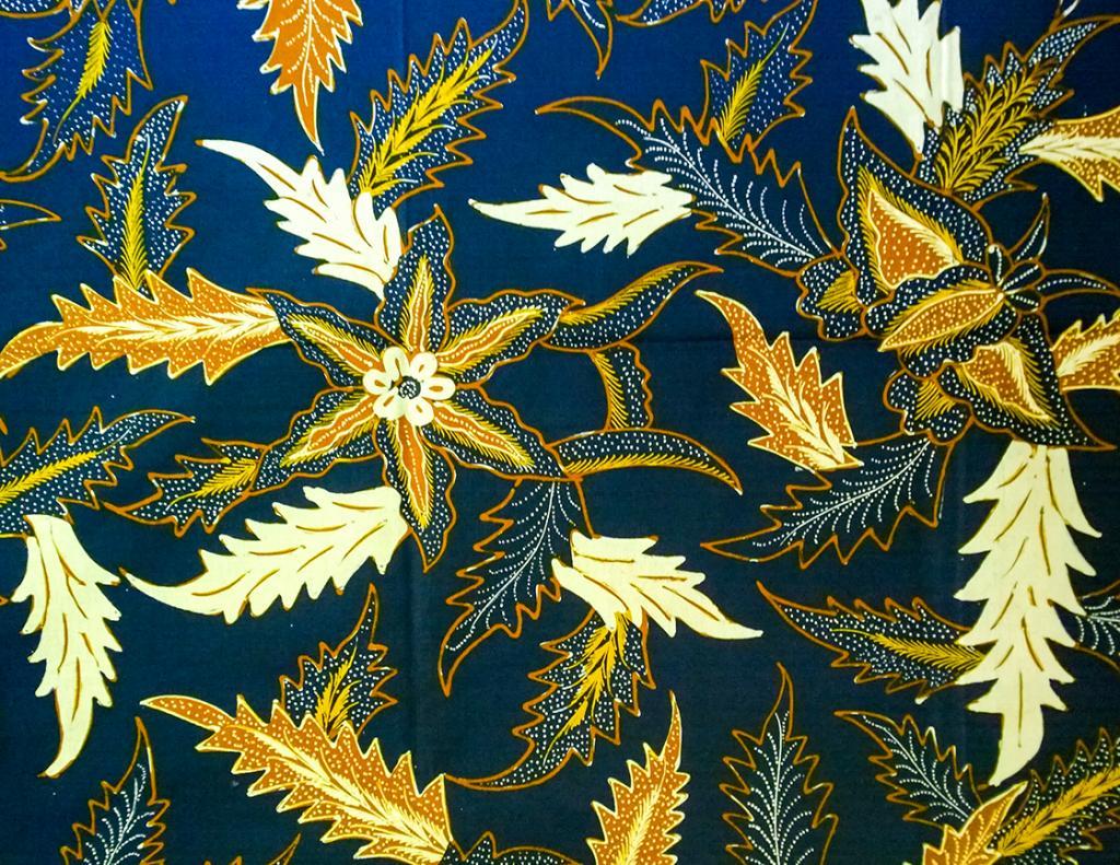 motif kain batik banten