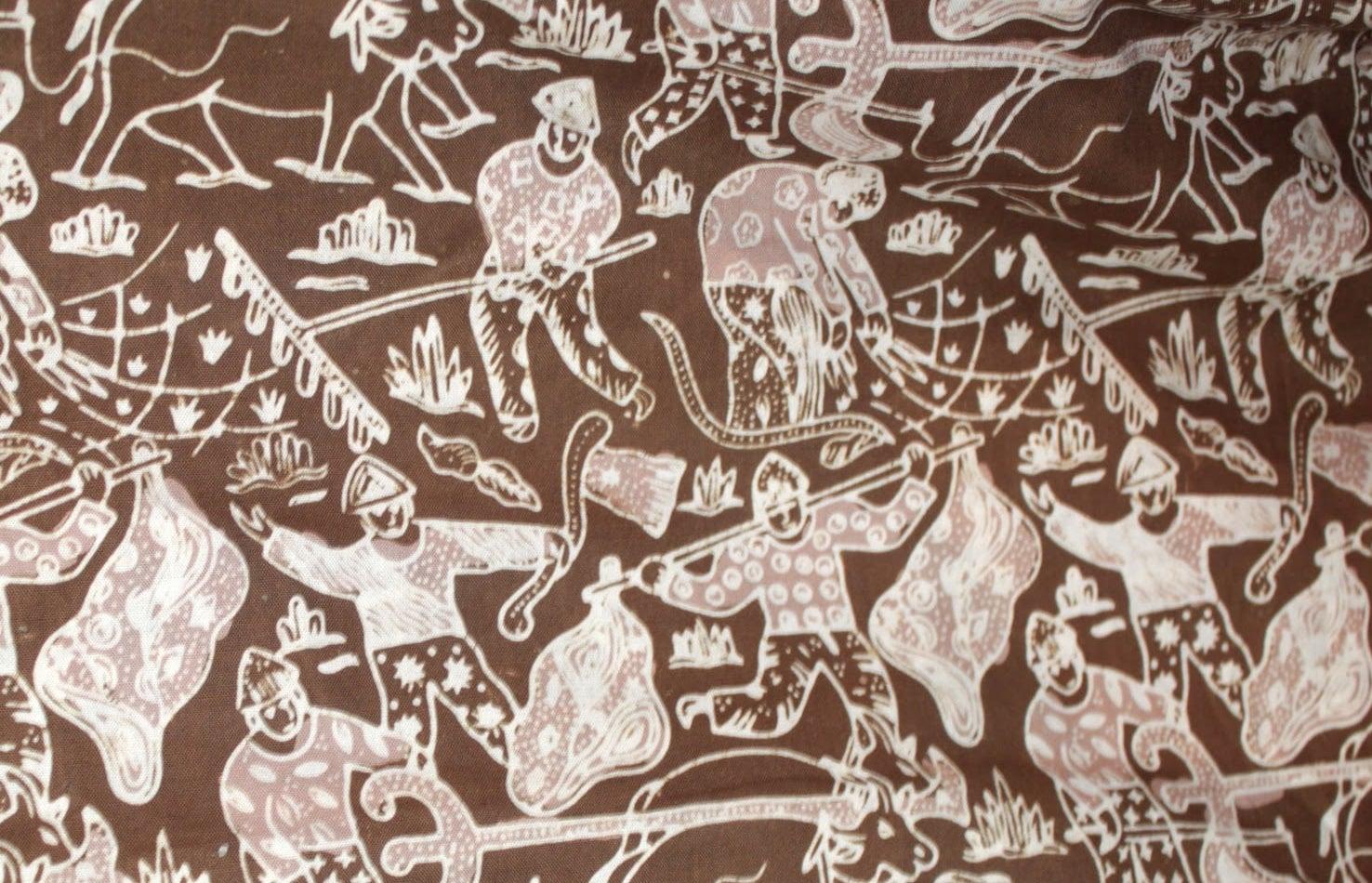 Batik Cirebon Kompeni