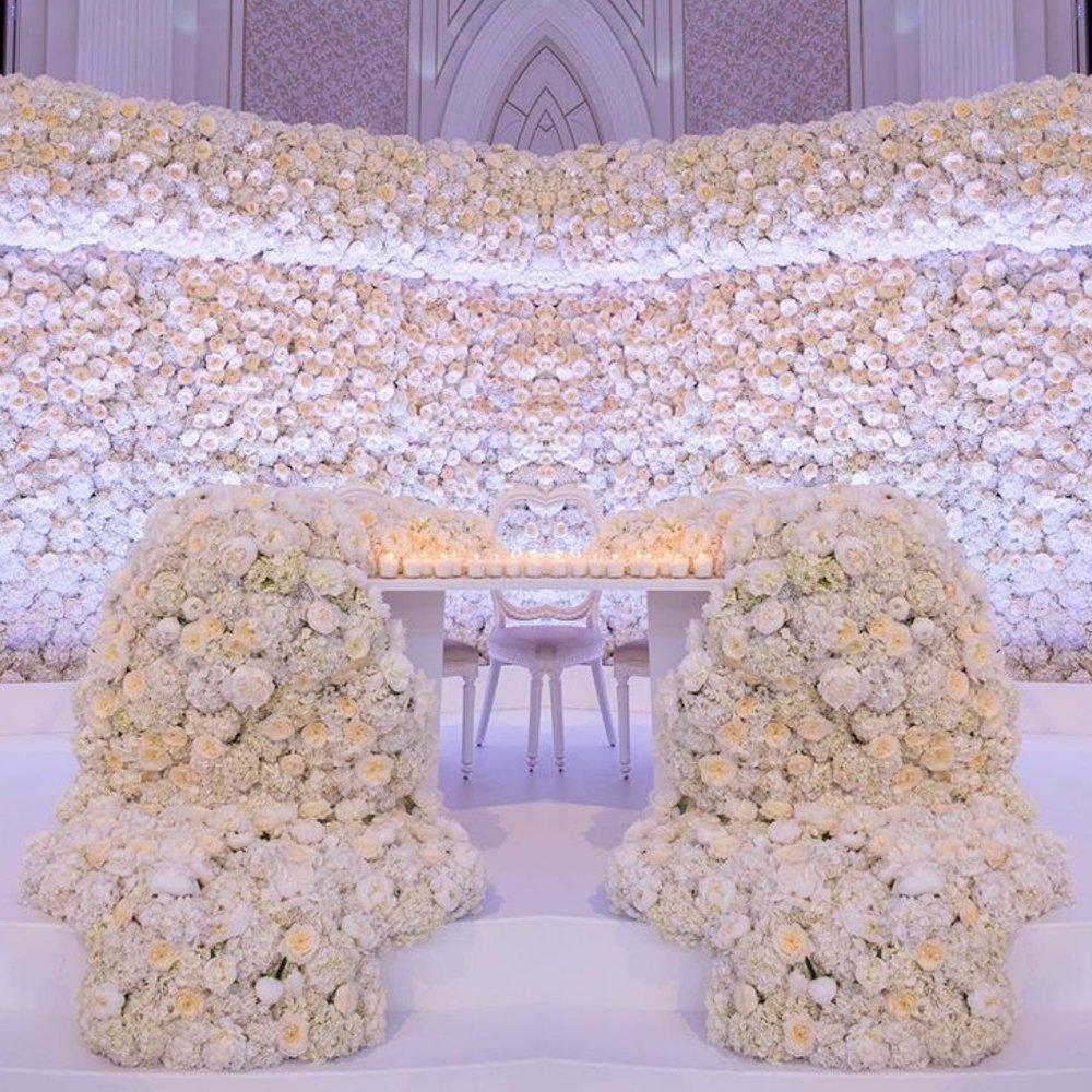 Dekorasi Pernikahan Islami