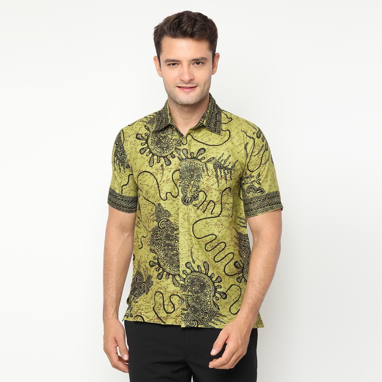 Desain Baju Batik Cirebon