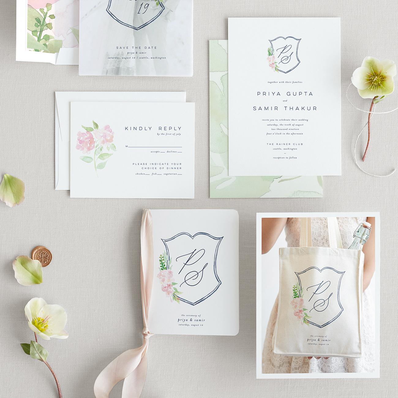 Desain Undangan Pernikahan Bahasa Inggris