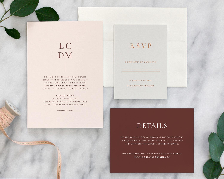 Desain Undangan Pernikahan Dengan Foto