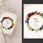 Desain Undangan Pernikahan Foto