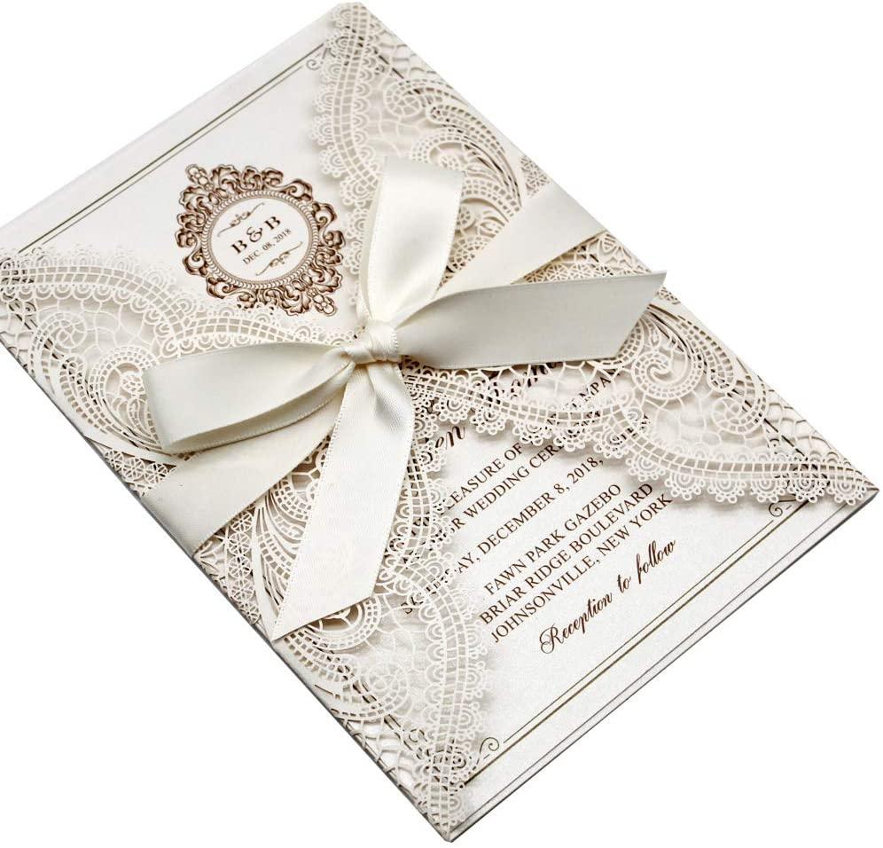 45+ Undangan Pernikakahan Unik: Desain, Contoh, Elegan