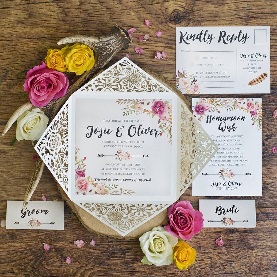 Desain Undangan Pernikahan Jakarta