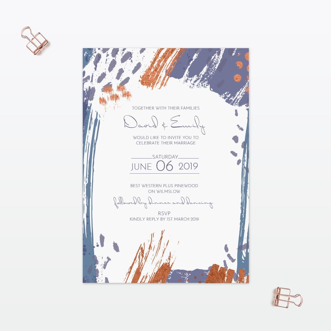 Desain Undangan Pernikahan Surabaya