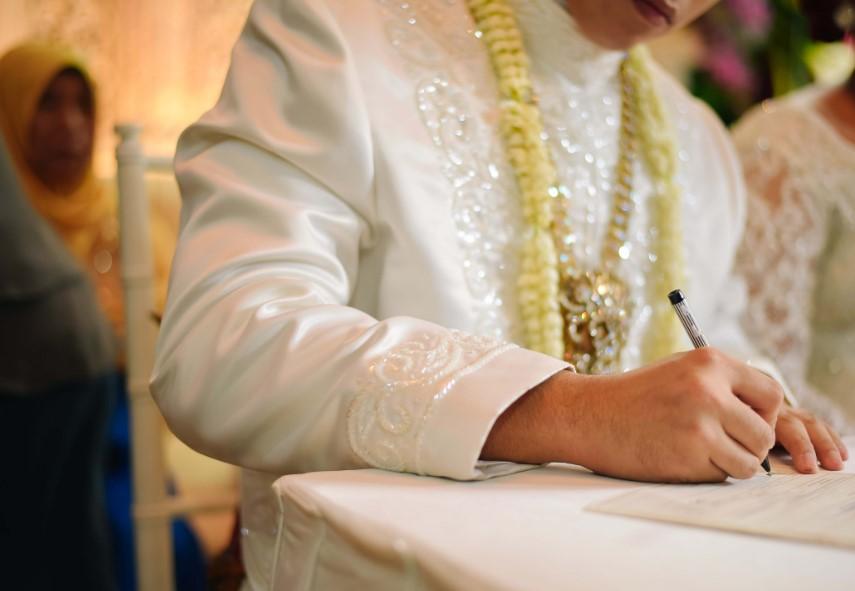 Dokumen pernikahan