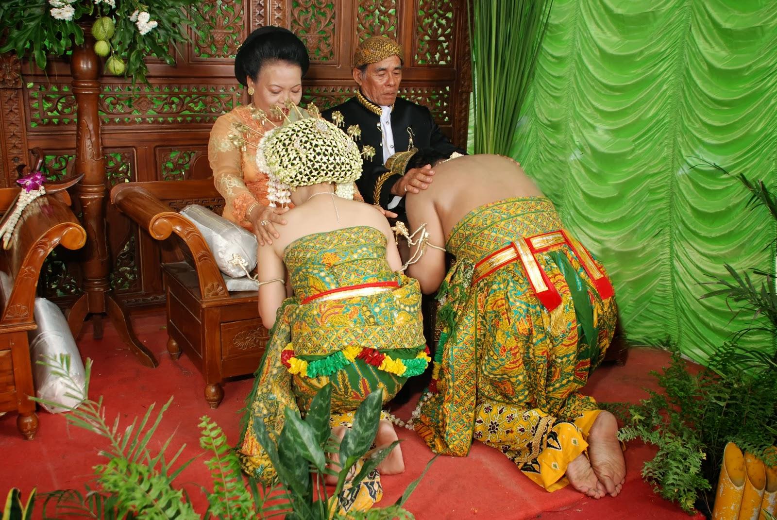 Filosofi Pernikahan Adat Jawa