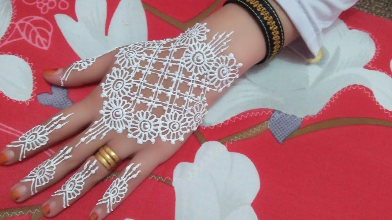 Foto Henna Pengantin