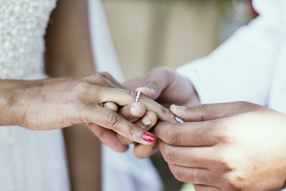 Foto Nasehat Pernikahan