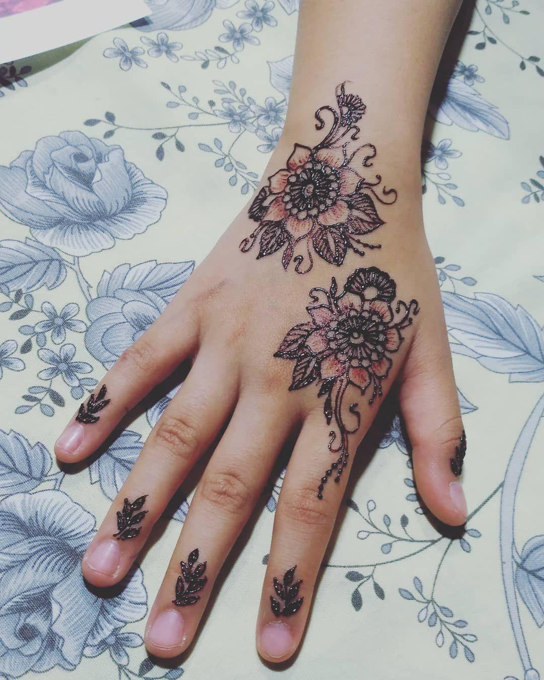 Harga Henna Pengantin 2019