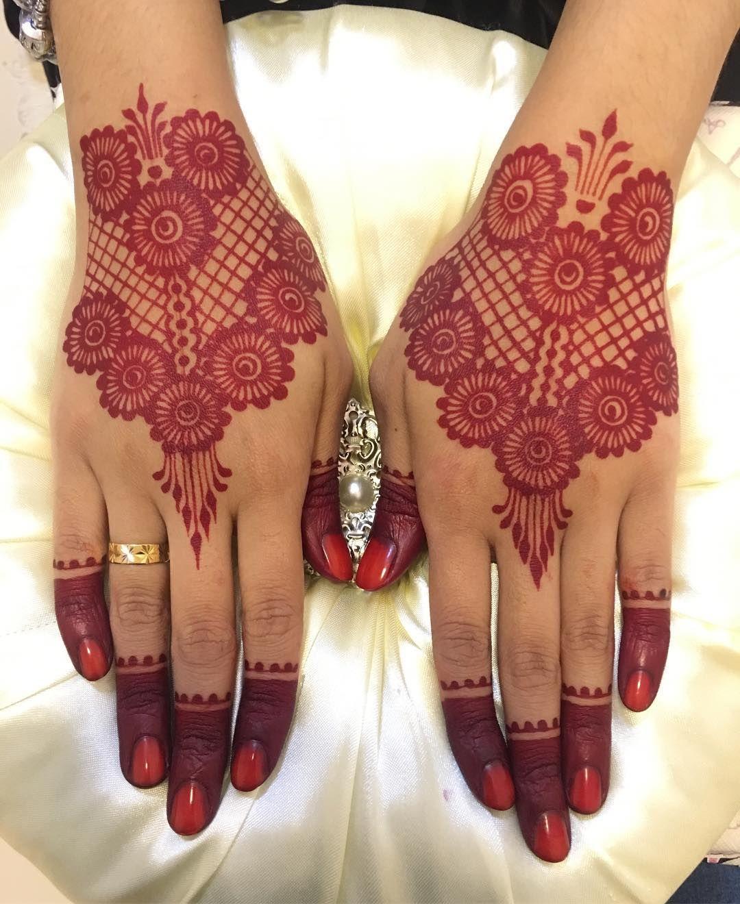 Henna Art Pengantin