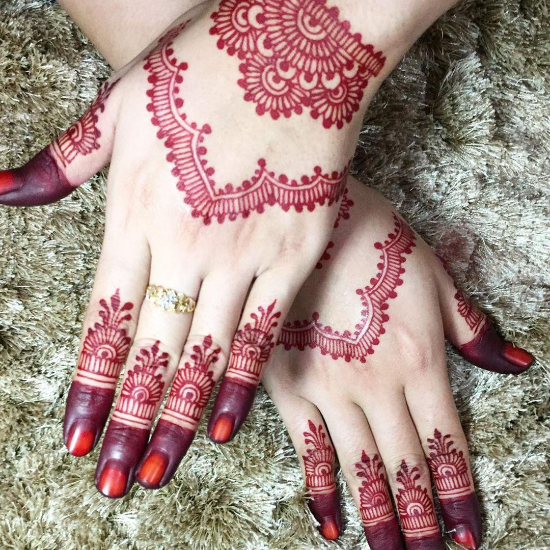 Henna Buat Pengantin