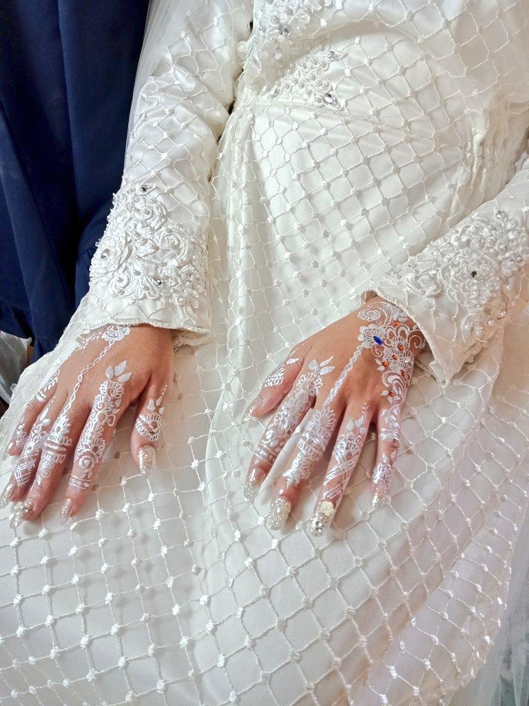 Henna Pengantin Glitter