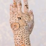 Henna Pengantin Sederhana